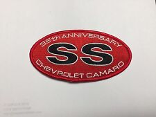 NEW Chevy 35th Anniversary SS Camaro Emblem Patch