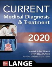 Current Medical Diagnosis and Treatment 2020 (ᴇʙᴏᴏᴋ ᴘᴅғ ᴅɪɢɪᴛᴀʟ ᴅᴇʟɪᴠᴇʀʏ)