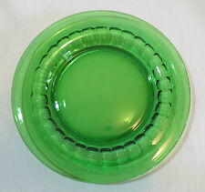 "Cambridge Jefferson #1401 Emerald Green 8"" Salad/Dessert Plate(s)"