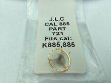 JAEGER LE COULTRE CAL K885 PART 721BALANCE COMPLETE  FIT 885-K885 NOS