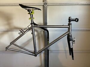 Moots Gravel / Cyclocross 54cm Frame Psychlo-X