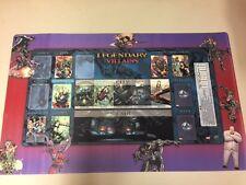 Marvel Legendary Villains Gaming Playmat