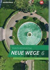 Mathematik Neue Wege SI 6 Arbeitsheft mit Lösungen. G9. Nordrhein-Westfalen, Sch