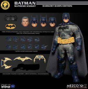 Mezco Exclusive Batman Darkest Dawn Edition MDX Supreme Knight IN HAND!