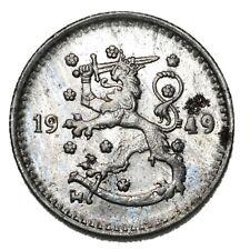 FINLANDIA 1 Markka 1949