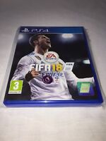 FIFA 18 - PS4 - PAL - BESTPRICE - TRUSTED SELLER - FAST DELIVERY - NEW