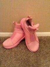 PUMA Fierce Bright Women's Size 6 Slip On Athletic Sneaker Shoes Light Pink