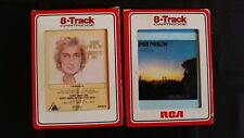 Barry Manilow 8 Tracks Lot Of 2 Even Now & Greatest Hits