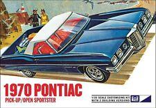 MPC 1:25 1970 Pontiac Bonneville Plastic Model Kit MPC840