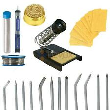 SOLDERING IRON TIPS/ACCESSORIES KITS Electrical Parts Cleaning Sets