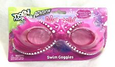 NEW UNOPENED NARLY NOGGINS 3-D CHARACTERS SWIM GOGGLES