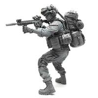 1/35 Modern American Army Special Forces C Resin Soldier Super Model K7E6 M2U9