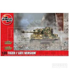 Airfix A1364 Tiger-1 Late Version 1 35 Kit BRAND