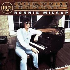 RONNIE MILSAP - RCA Country Legends - NEW CD - *FACTORY SEALED* CRACK IN CASE