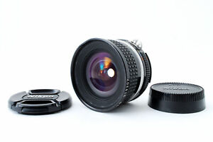 [Very Good+] Nikon Ai-s Nikkor 20mm f2.8 Wide Angle MF AIS Lens japan 697171