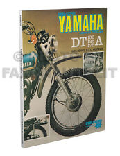 1974-1975-1976 Yamaha DT Enduro Shop Manual DT100 DT125 DT175 Cycleserv Repair
