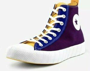 Converse Hi All Star Not a Chuck men's shoes UNT1TL3D purple/green/yellow