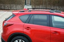 MAZDA CX5 -Aluminium Roof Rails in Black from Yr 2011