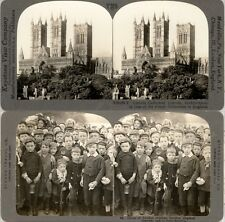 18 Stereoviews United Kingdom England London Lot 3