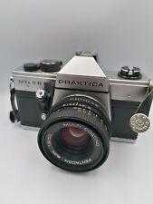 Praktica MTL5B vintage analog 35mm film camera