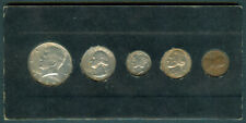 US Coins Type Set Kennedy Half Dollar - 1 Cent Silver coins  #2