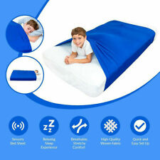 Sensory Compression Blanket for Kids- Sensory Bed Sheet Sleeping Aid - Help Kids
