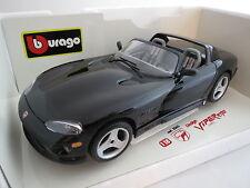 Dodge Viper RT/10 von 1992 in schwarz - ältere Verpackung - 1:18 - 3065 -