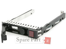 "HP ProLiant dl380e dl380p dl385p gen8 6,35cm (2,5"") SAS SATA HD-Caddy 651687-001"
