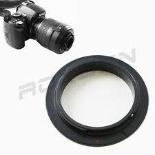 49mm 49 MM MACRO Reverse adapter for Canon EOS EF mount 5D II III 7D 70D 700D