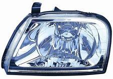 Mitsubishi L 200 2001 - 2005 Headlamp H4 Pred Reg Electric Right