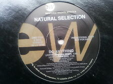 Natural Selection - Do Anything