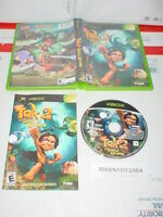 TAK 2 : THE STAFF OF DREAMS game complete w/ Manual for Microsoft XBOX system