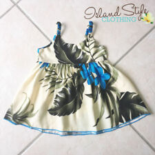 Summer Blue Party Baby Girls' Dresses