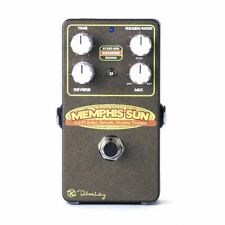 Keeley MEMPHIS SUN Lo-Fi Reverb Echo Double Track Guitar Effects Pedal