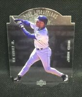 Ken Griffey Jr Die Cut SP 1997 Upper Deck Star Attractions #SA1 Mariners HOF