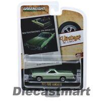 Greenlight 1:64 1972 Ford Ranchero Vintage AD Car Series 1 39020E Diecast Car