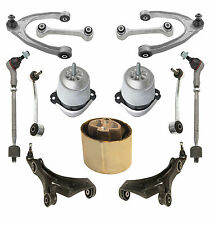 VW TOUAREG Control Arms Ball Joint Joints ENGINE TRANNY MOUNT SUSPENSION Kit 13