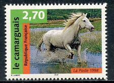 STAMP / TIMBRE FRANCE NEUF N° 3182 ** FAUNE / SERIE NATURE /  CHEVAUX