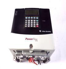 ALLEN BRADLEY POWERFLEX 70 AC DRIVE 20AD1P1A0AYNANNN 0.5 HP WITH 20-HIM-A3