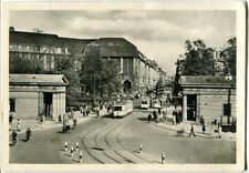 Ak Berlin Mitte Leipziger Straße Berliner Verkehr Straßenbahn Wertheim Ende 30er