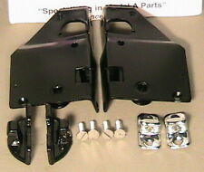 1928-1931 Model A Ford Roadster and Roadster Pickup Deluxe Door Latch Set