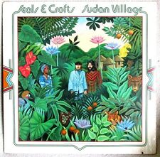 Seals & Crofts Sudan Village 1976 Warner Bros Records BS 2926 POP ROCK Sealed LP