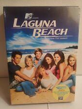 Laguna Beach - The Complete First Season (DVD, 2005, 3-Disc Set, Checkpoint) New