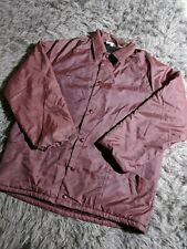 Vintage Windjammer Fur Lined Light Jacket Adult L USA