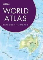 Collins World Atlas: Paperback Edition, Paperback by Collins (COR), Brand New...