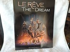 """LEREVE"" THE DREAM (LAS VEGAS) SOUVENIR PROGRAM"