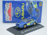 Subaru Impreza WRC #8 Wales Rally Great Britain GB 2003 T.Makinen 1/64 CM's