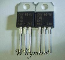 5 PCS TYN640RG TYN640 40A SCR TO-220 New
