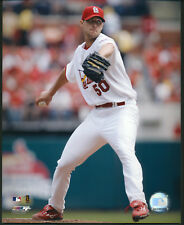 Adam Wainwright Pitching Action 8x10 Photo St. Louis Cardinals With Toploader