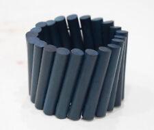 Bracelets Wood Painted Blue Tube Philippines Bracelet